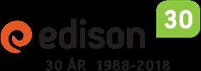 Edison fyller 30 år