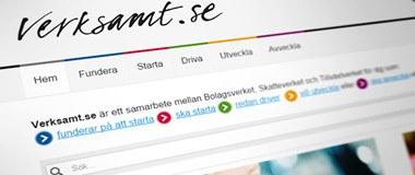 Nya sidor för rådgivare på verksamt.se