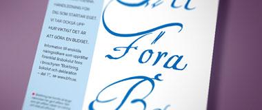 Att F�ra Bok � gratis handledning i bokf�ring