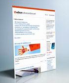 Gratis nyheter om bokf�ring, skatter och f�retagande