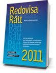 Hög tid att beställa Redovisa Rätt 2011