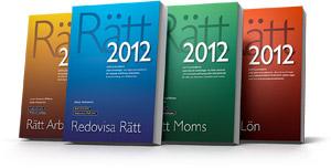 Nu kan du förhandsbeställa Redovisa Rätt 2012