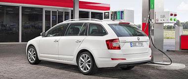 Bilförmån – nya miljöbilar våren 2015