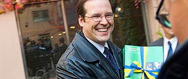 Budgetpropositionen 2008