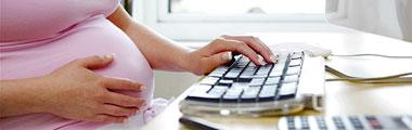 Egna företagare får utökad rätt till graviditetspenning