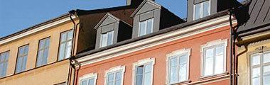 Inte ok att sluta göra avskrivningar i bostadsrättsförening