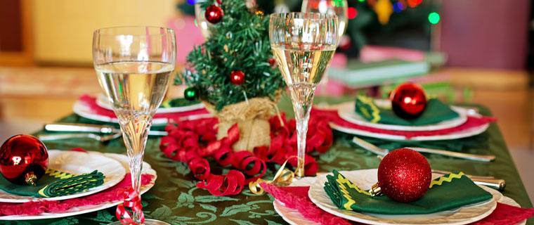 Julbord och julgåvor