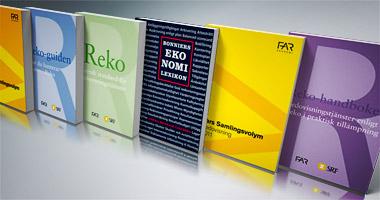 8 nya titlar i vårt sortiment av ekonomiböcker