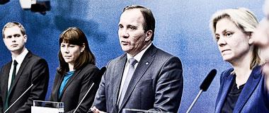 Alliansens budgetförslag gäller nästa år