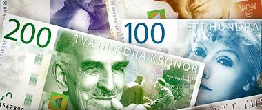 Nya sedlar kommer 2015