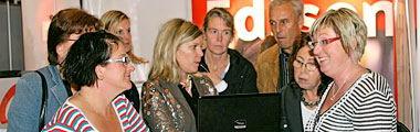 SRF Ekonomimässa 2007
