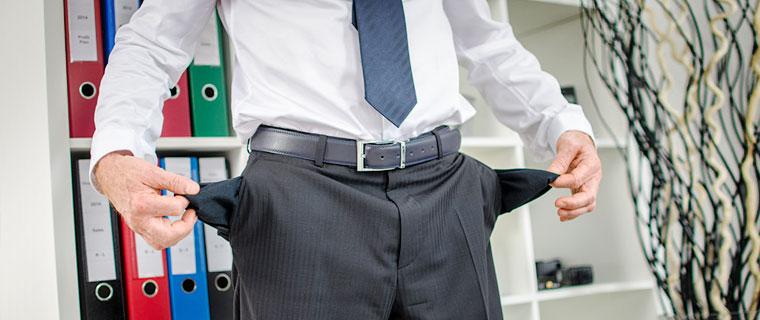 Skatteåterbäring kan användas för att betala skulder