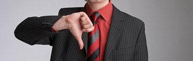 Sex av tio regeländringar tar inte hänsyn till företag