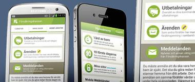 Försäkringskassan har släppt en VAB-app