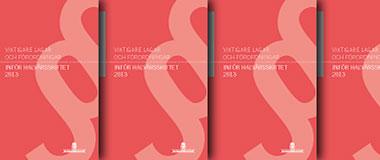 Viktigare lagar och förordningar inför halvårsskiftet 2013